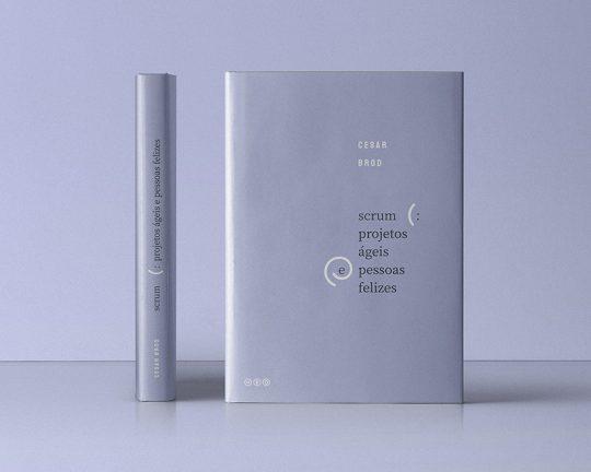 projetos ágeis e pessoas felizes (book cover)